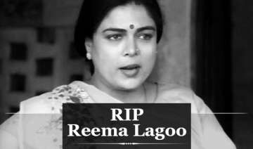 Reema Lagoo, Bollywood's beloved mother, passes...
