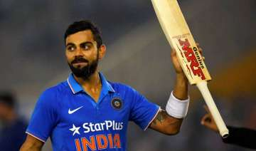 ICC ODI rankings: Kohli only Indian in top 10,...