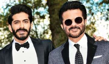 Anil Kapoor and son Harshvardhan to share screen...