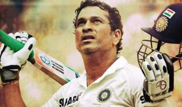 Tendulkar's biopic Sachin: A Billion Dreams...