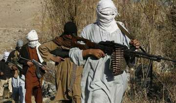 Afghan-oriented militants getting support from...