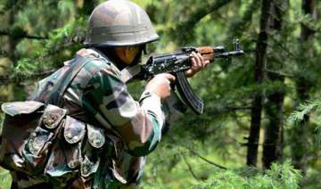 Army foils six infiltration attempts in 2 days -...