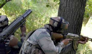 Ceasefire violations in Poonch sector
