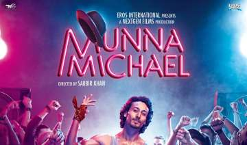 Tiger Shroff nails it as Desi MJ in this Munna...