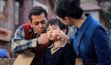 Salman Khan's Tubelight co-star Matin Rey Tangu ...