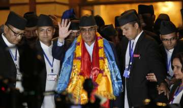 Deuba sworn in as new Nepal PM, forms Cabinet...