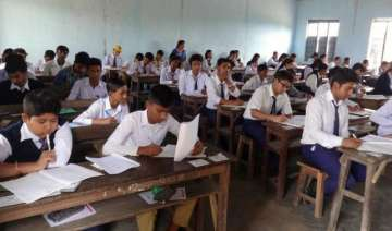 CBSE to conduct board exams a month early from...