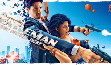 A Gentleman posters out: Sidharth Malhotra and...