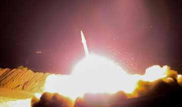 Iran fires missiles into Syria in revenge for...