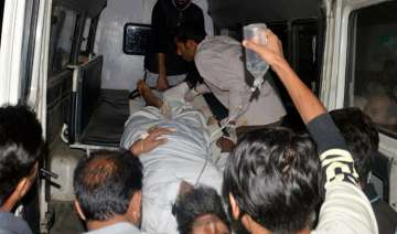 Policeman injured in attack on retired HC judge's...