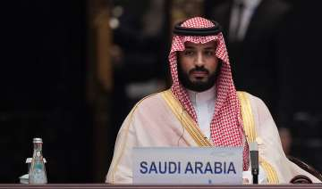 Prince Mohammed bin Salman has been named Crown...