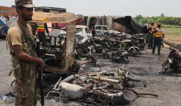 At least 150 killed, 140 injured in Pakistan fuel...