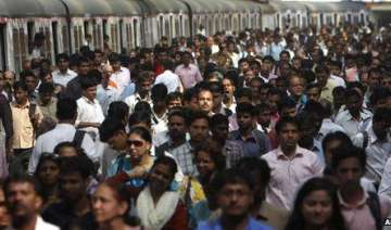 India's population to surpass that of China by...