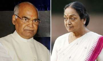 Nominations of Kovind, Meira Kumar found valid -...