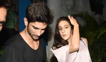 Sushant Singh Rajput, Sara Ali Khan- India TV -...