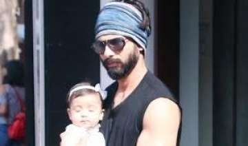 Misha magic: Shahid's little angel learns to...