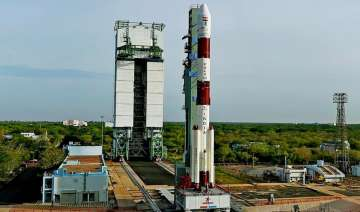 ISRO's PSLV-C38 carrying Cartosat 2, 30 other...