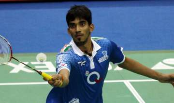 Indonesia Open: Srikanth shocks top seed Son Wan...
