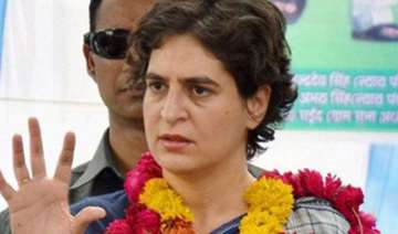 Priyanka Vadra was diagnosed with dengue and is...