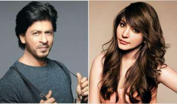 Anushka Sharma Shah Rukh Khan - India TV