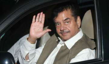 Here's what Shatrughan Sinha said on nepotism...
