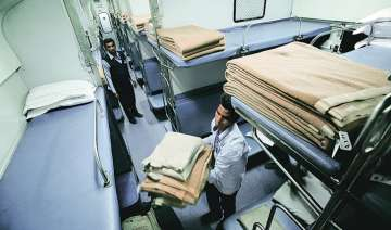 Railways likely to stop providing blankets in AC...