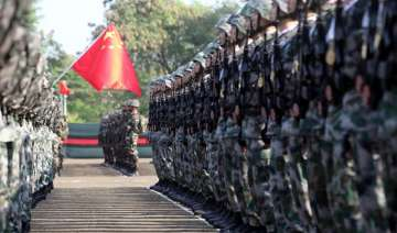 Third country's army could enter Kashmir on...