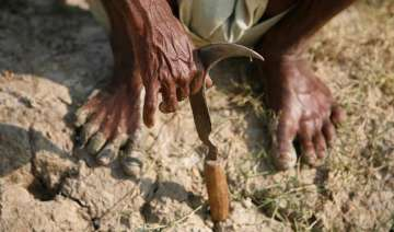 Issue of farmers' suicide can't be dealt with...