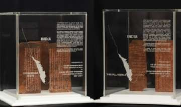 PM Modi gifts two relics from Kerala to Benjamin...