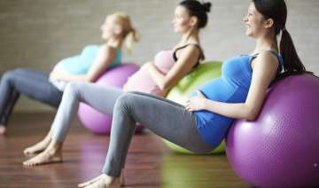 pregnancy mild exercises