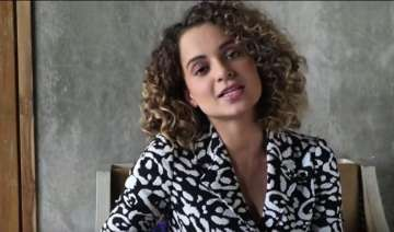 Kangana Ranaut suffers injury on Manikarnika sets...