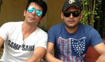 Kapil Sharma on Sunil Grover - India TV