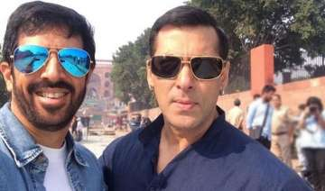Salman Khan, Kabir Khan- India TV - India TV
