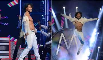 Munna Michael Tiger Shroff pays dance tribute to...