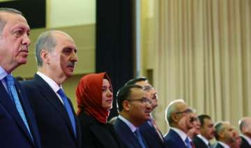 Turkey marks 1 year since July 15 coup attempt...