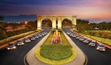 The Aamby Valley city located in Lonavla is...