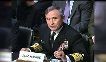 Admiral Harry Harris said US was ready to help...