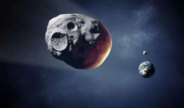 Earth's 2017 encounter with Asteroid Florence is...