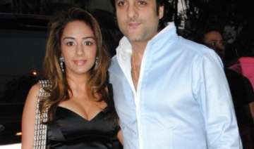 Fardeen Khan and wife Natasha blessed with son -...