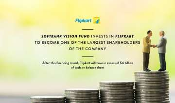 Flipkart did not disclose the amount of...