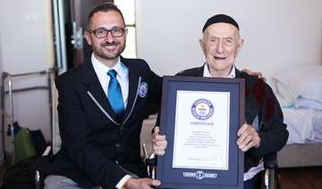 holocaust, world oldest man