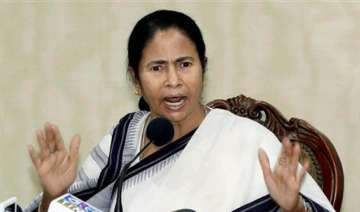 Mamata opposes removal of forces from Darjeeling...