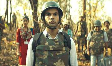 Newton box-office collection day 1 - India TV