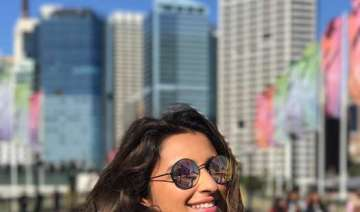 Parineeti Chopra I travel a lot and visit 4 to 5...