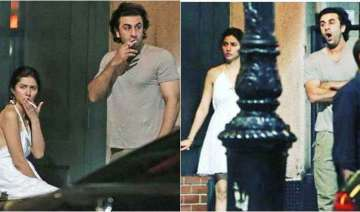 Mahira Khan trolled over smoking pictures with...