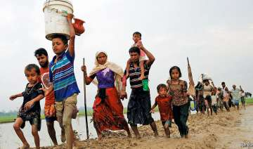 India to send relief materials for Rohingya...