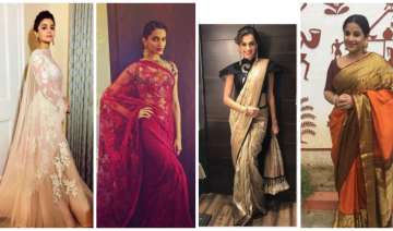 Bollywood actresses in ethnic outfits - India TV