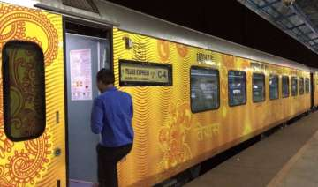Tejas Express food 'satisfactory', says inquiry...