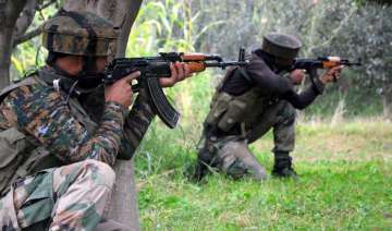 Indian security force