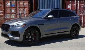 Jaguar launches locally-made F-Pace at Rs. 60.02...